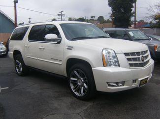 2012 Cadillac Escalade ESV Premium Los Angeles, CA 4
