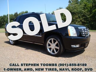 2012 Cadillac Escalade EXT AWD PREMIUM, NAVI, ROOF, DVD, 22'S, NEW TIRES in  Tennessee