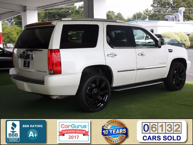 2012 Cadillac Escalade Luxury AWD - NAV - REAR DVD - SUNROOF! Mooresville , NC 2