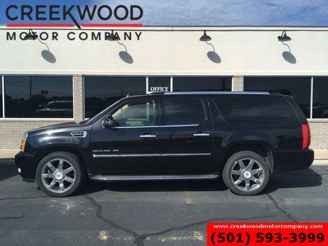 2012 Cadillac Escalade ESV Luxury 4x4 AWD Chrome 22s Nav Sunroof Tv Dvd Black in Searcy, AR