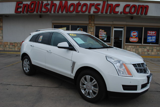 2012 cadillac srx luxury collection brownsville tx english for English motors in brownsville