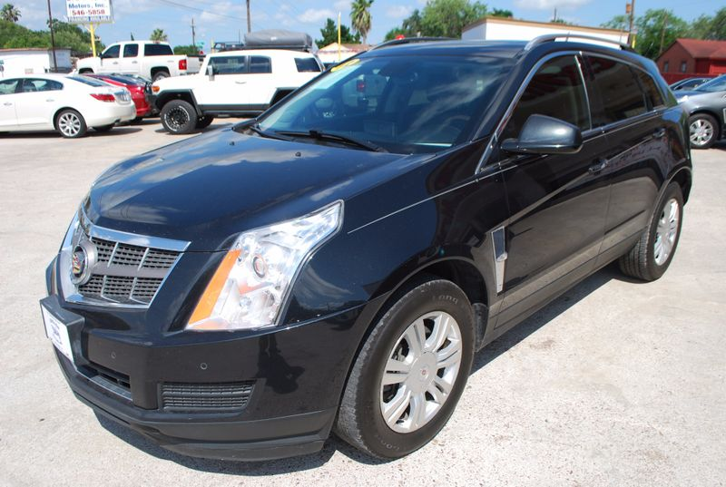 2012 Cadillac SRX Luxury Collection  Brownsville TX  English Motors  in Brownsville, TX