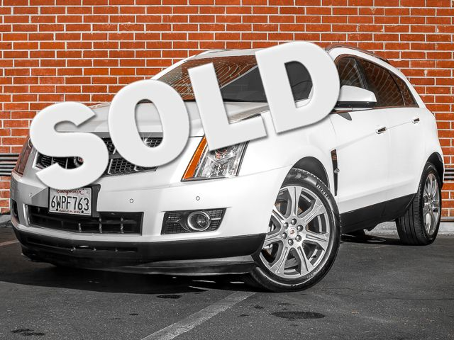 2012 Cadillac SRX Premium Collection Burbank, CA 0
