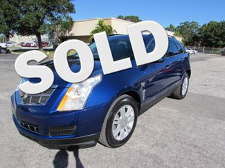 2012 Cadillac SRX in Clearwater Florida