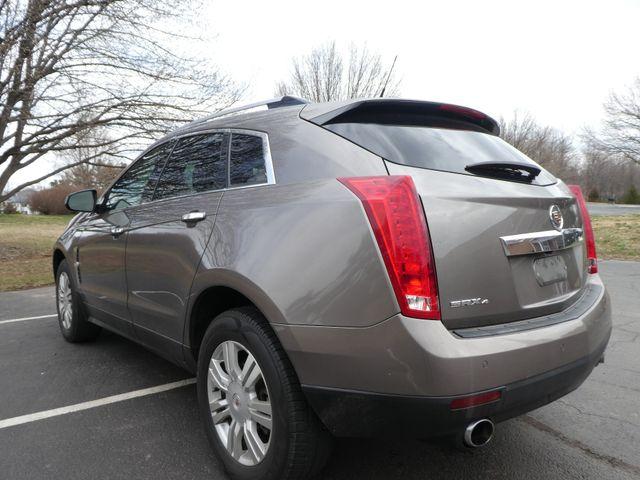 2012 Cadillac SRX Luxury Collection Leesburg, Virginia 3