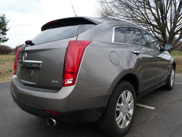 2012 Cadillac SRX Luxury Collection Leesburg, Virginia 2