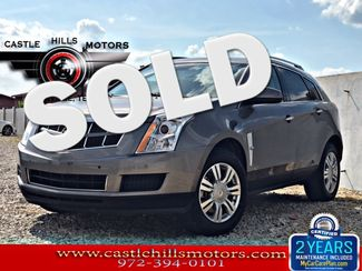 2012 Cadillac SRX Luxury Collection | Lewisville, Texas | Castle Hills Motors in Lewisville Texas