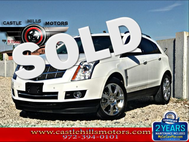 2012 Cadillac SRX Performance Collection | Lewisville, Texas | Castle Hills Motors in Lewisville Texas