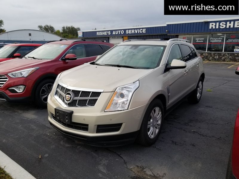 2012 Cadillac SRX Luxury Collection | Rishe's Import Center in Ogdensburg New York