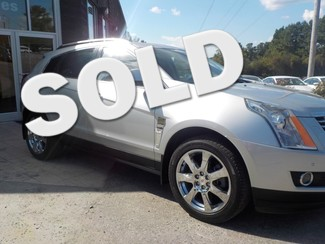 2012 Cadillac SRX Premium Collection HISTORY Raleigh, NC