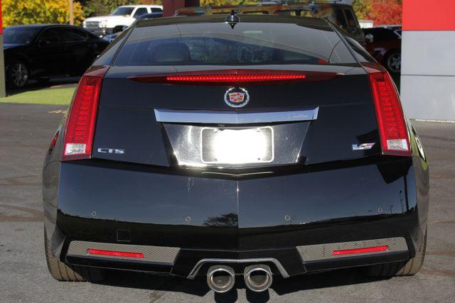 2012 Cadillac V-Series CTS-V RWD - NAVIGATION - SUNROOF! Mooresville , NC 18