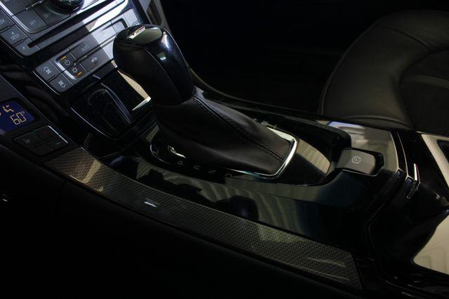 2012 Cadillac V-Series CTS-V RWD - NAVIGATION - SUNROOF! Mooresville , NC 37