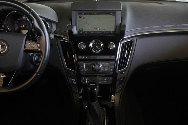 2012 Cadillac V-Series CTS-V RWD - NAVIGATION - SUNROOF! Mooresville , NC 10