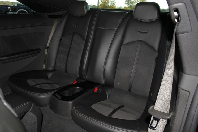 2012 Cadillac V-Series CTS-V RWD - NAVIGATION - SUNROOF! Mooresville , NC 11