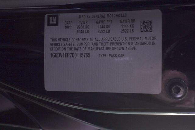 2012 Cadillac V-Series CTS-V RWD - NAVIGATION - SUNROOF! Mooresville , NC 44