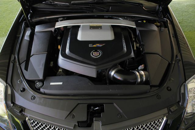 2012 Cadillac V-Series CTS-V RWD - NAVIGATION - SUNROOF! Mooresville , NC 45
