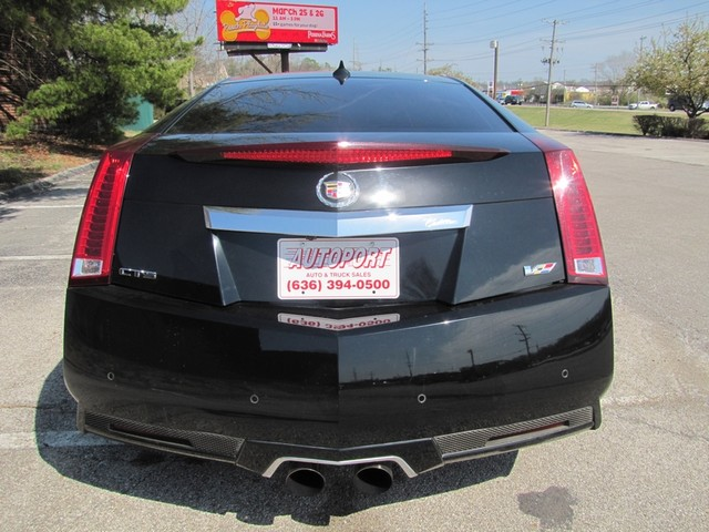 2012 Cadillac V-Series St. Louis, Missouri 1