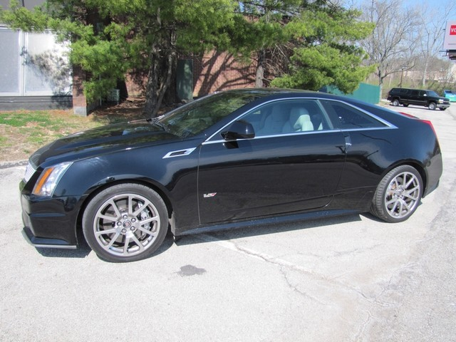 2012 Cadillac V-Series St. Louis, Missouri 2