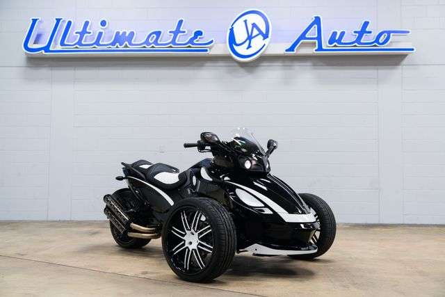 2012 Can-Am Spyder RS Orlando, FL 6