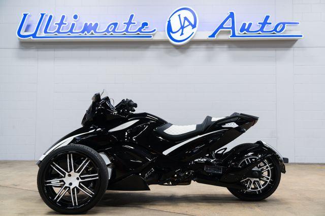 2012 Can-Am Spyder RS Orlando, FL 1