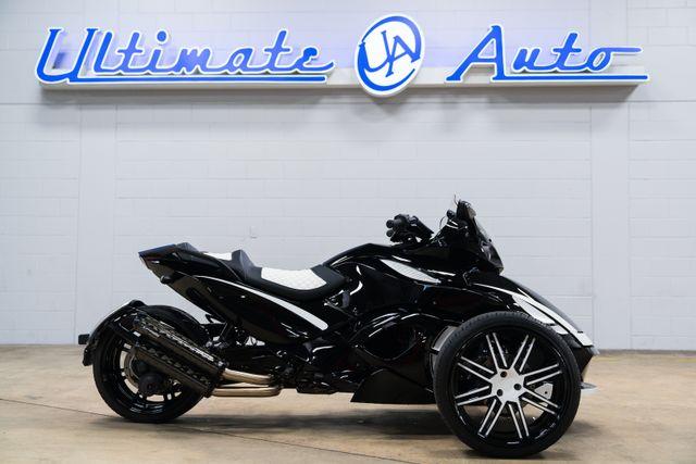 2012 Can-Am Spyder RS Orlando, FL 5