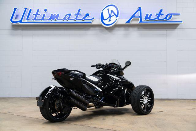 2012 Can-Am Spyder RS Orlando, FL 4