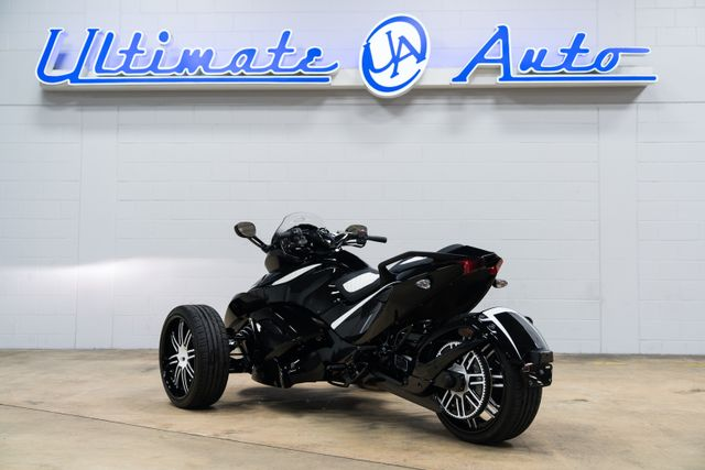 2012 Can-Am Spyder RS Orlando, FL 2