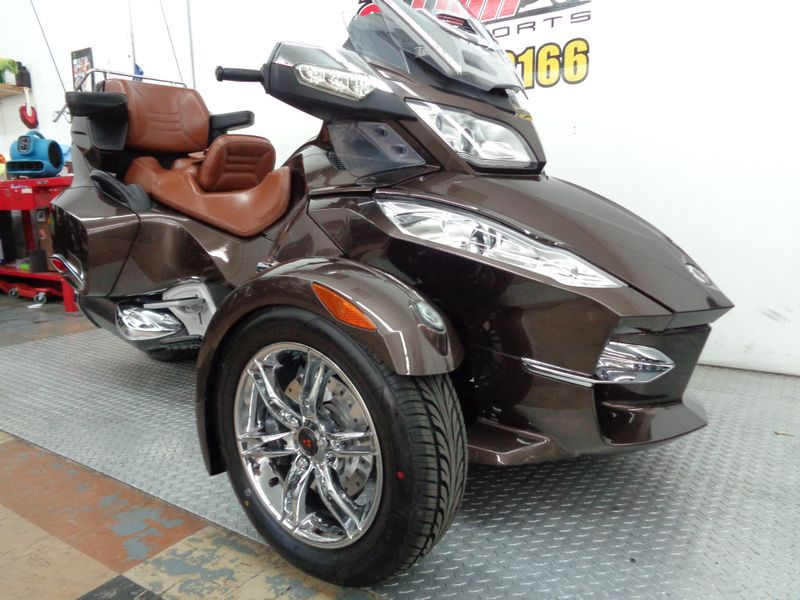 2012 Can-Am Spyder RT Limited   Oklahoma  Action PowerSports  in Tulsa, Oklahoma