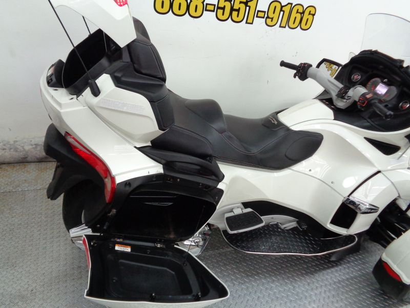 2012 Can-Am Spyder RT Limited SE5  Oklahoma  Action PowerSports  in Tulsa, Oklahoma