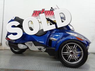 2012 Can-Am Spyder RT-S SM5 Tulsa, Oklahoma