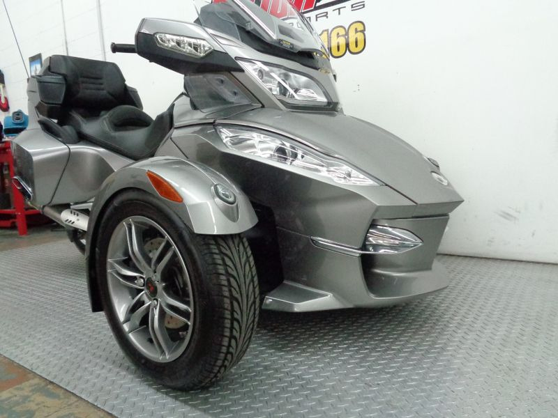 2012 Can-Am Spyder RT-S SE5  Oklahoma  Action PowerSports  in Tulsa, Oklahoma