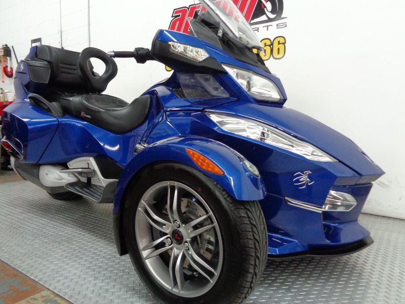 2012 Can-Am Spyder RT-S   Oklahoma  Action PowerSports  in Tulsa, Oklahoma