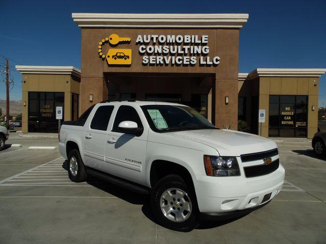 2012 Chevrolet Avalanche LS Bullhead City, Arizona 0