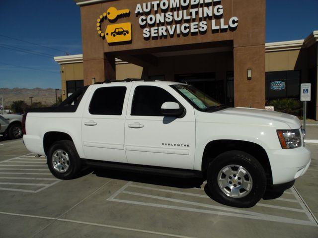 2012 Chevrolet Avalanche LS Bullhead City, Arizona 10