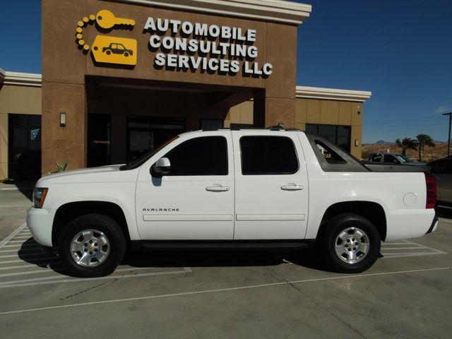 2012 Chevrolet Avalanche LS Bullhead City, Arizona 3