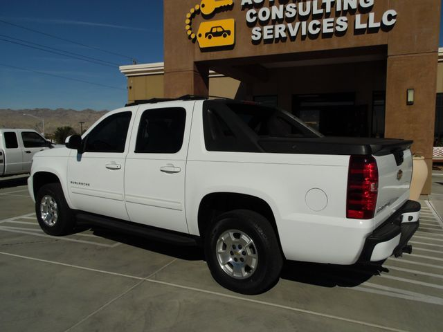 2012 Chevrolet Avalanche LS Bullhead City, Arizona 4