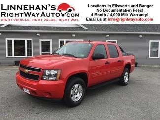 2012 Chevrolet Avalanche in Bangor, ME