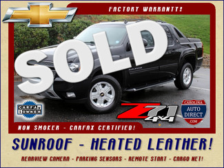 2012 Chevrolet Avalanche LT 4x4 Z71 - SUNROOF - HEATED LEATHER! Mooresville , NC