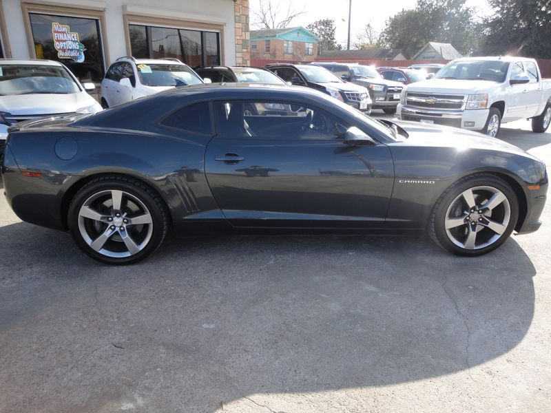 2012 Chevrolet Camaro 2SS  Brownsville TX  English Motors  in Brownsville, TX
