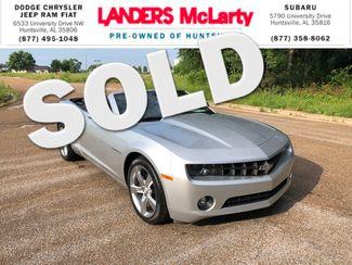 2012 Chevrolet Camaro 1LT | Huntsville, Alabama | Landers Mclarty DCJ & Subaru in  Alabama