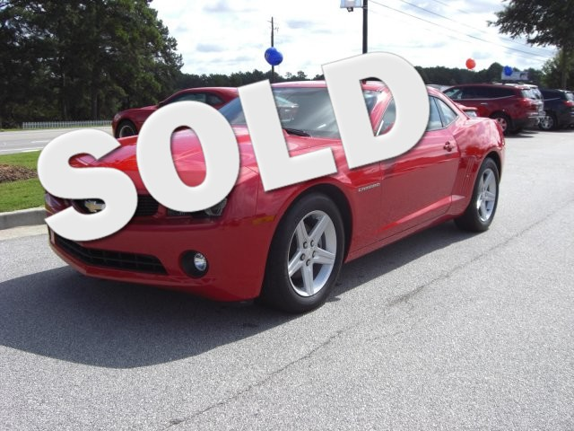 2012 Chevrolet Camaro 1LT SUPER SHARP DEFINATELY WORTH THE DRIVE YOU WILL NOT BE DISAPPOINTED AND
