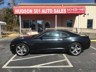 2012 Chevrolet Camaro 2LT | Myrtle Beach, South Carolina | Hudson Auto Sales in Myrtle Beach South Carolina