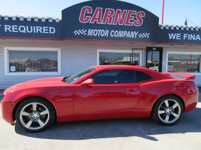 2012 Chevrolet Camaro, PRICE SHOWN IS THE DOWN PAYMENT south houston, TX 1
