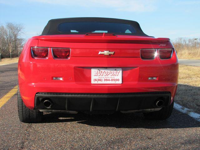 2012 Chevrolet Camaro 2LT St. Louis, Missouri 5