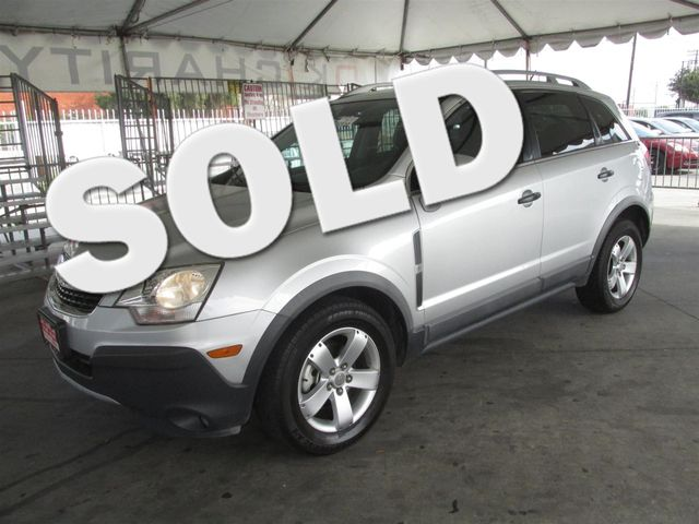 2012 Chevrolet Captiva Sport Fleet LS w2LS Please call or e-mail to check availability All of
