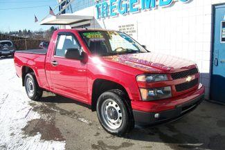 2012 Chevrolet Colorado Work Truck Bentleyville, Pennsylvania 38