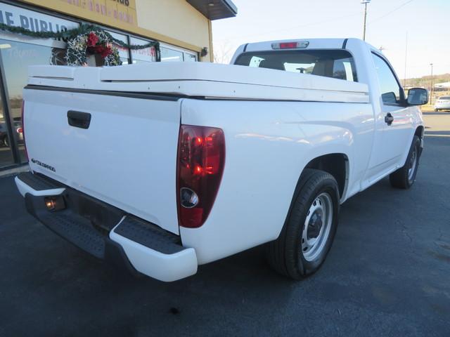 2012 Chevrolet Colorado Work Truck Charlotte-Matthews, North Carolina 8