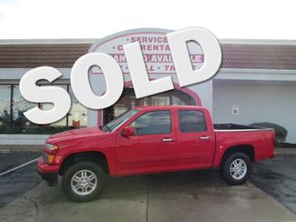 2012 Chevrolet Colorado LT w/1LT Fremont, Ohio