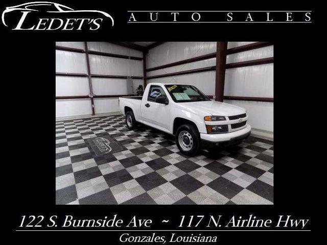 2012 Chevrolet Colorado  - Ledet's Auto Sales Gonzales_state_zip in Gonzales Louisiana