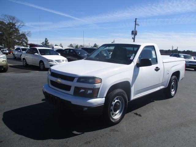 2012 Chevrolet Colorado Work Truck   Hot Springs, AR   Central Auto Sales in Hot Springs AR